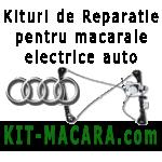 Kituri de reparatie si piese pentru macarale si geamuri electrice auto - Audi