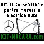 Kituri de reparatie si piese pentru macarale si geamuri electrice auto - Mercedes