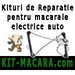Kituri de reparatie si piese pentru macarale si geamuri electrice auto - Peugeot