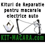 Kituri de reparatie si piese pentru macarale si geamuri electrice auto - Renault